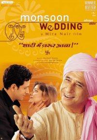 Monsoon Wedding - Hochzeit mit Hindernissen poster