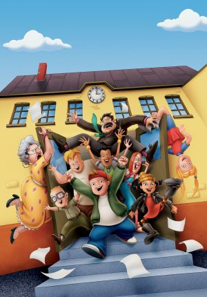 Recess: School's Out 2093x3000