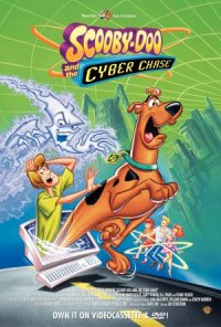 Scooby-Doo and the Cyber Chase poster