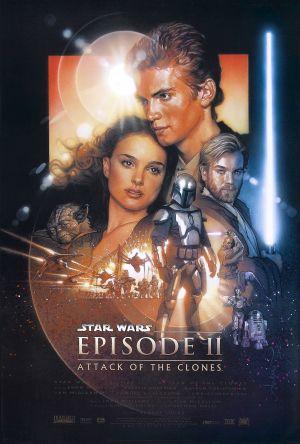 Star Wars: Episodio II - El ataque de los clones 2365x3500
