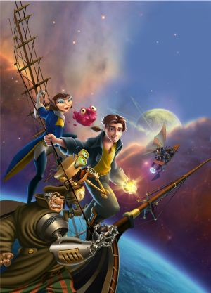 Treasure Planet 1783x2480