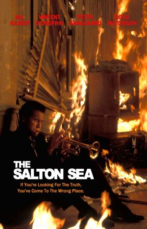 The Salton Sea Vhs cover