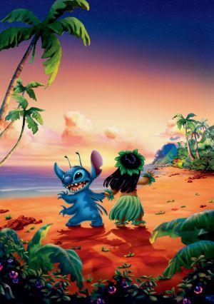 Lilo & Stitch 3523x5000