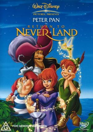 Return to Never Land 500x710