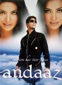 Andaaz poster