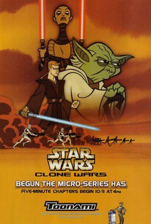 Star Wars: Clone Wars 810x1200
