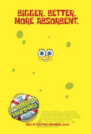 The SpongeBob SquarePants Movie 1299x1920