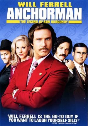 Anchorman: The Legend of Ron Burgundy 500x710