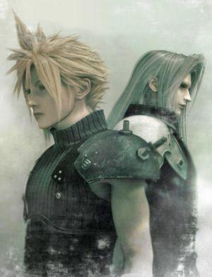 Final Fantasy VII: Advent Children 459x598