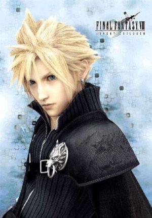 Final Fantasy VII: Advent Children 329x469