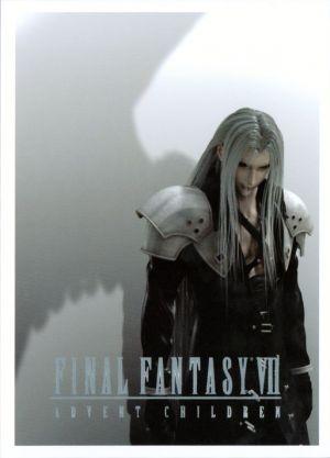 Final Fantasy VII: Advent Children 513x713