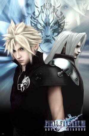 Final Fantasy VII: Advent Children 400x610