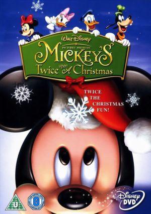 Mickys turbulente Weihnachtszeit 500x710