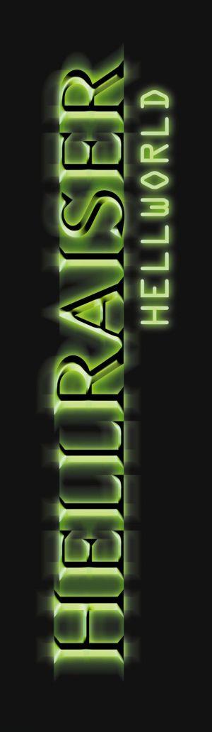 Hellraiser: Hellworld 698x2400
