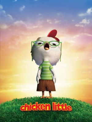 Chicken Little 2250x3000
