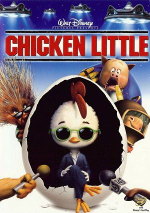 Chicken Little 500x710