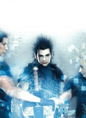 Final Fantasy VII: Advent Children 349x482
