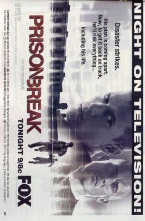 Prison Break 395x600