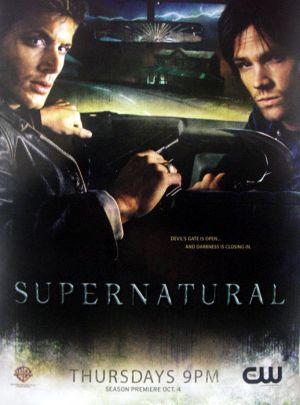 Supernatural 518x700