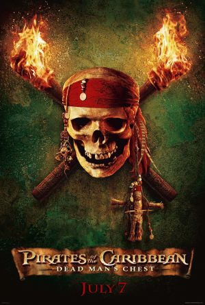 Pirates of the Caribbean: Dead Man's Chest 1741x2580
