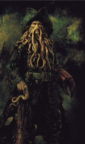 Pirates of the Caribbean: Dead Man's Chest 2480x4182