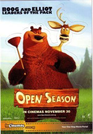 Open Season 335x480