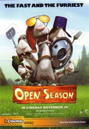 Open Season 331x480
