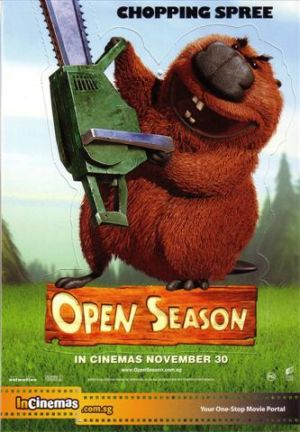 Open Season 333x480