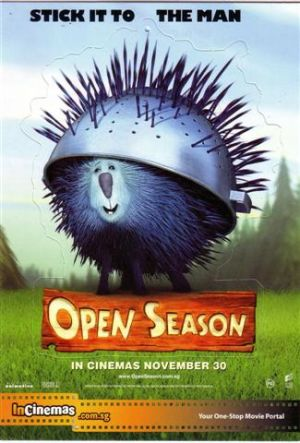 Open Season 325x480