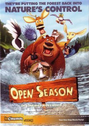 Open Season 337x480