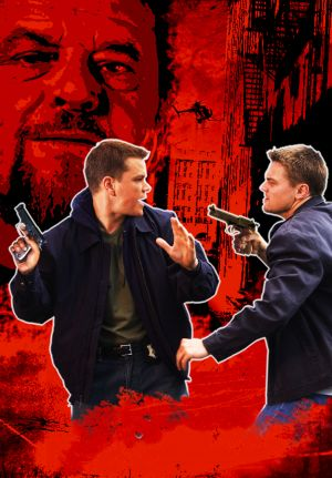 The Departed - Il bene e il male 3000x4314