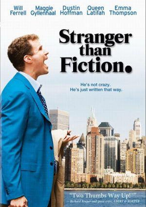 Stranger Than Fiction 500x710