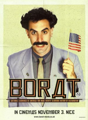 Borat: Cultural Learnings of America for Make Benefit Glorious Nation of Kazakhstan 3500x4800