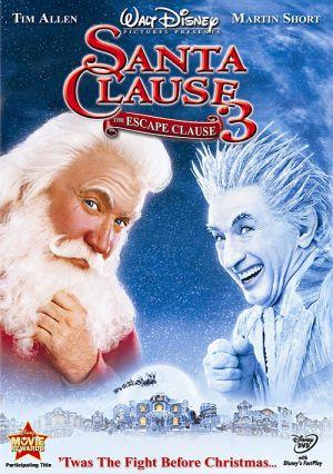The Santa Clause 3: The Escape Clause 500x710