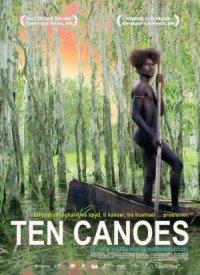 Ten Canoes poster