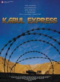 Kabul Express poster