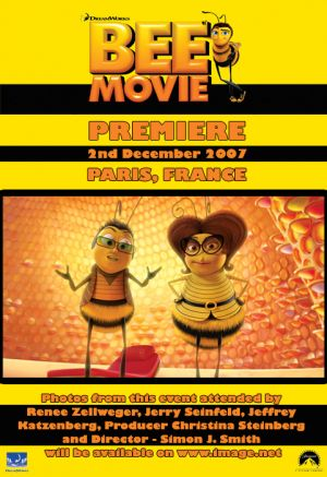 Bee Movie - Das Honigkomplott 481x700