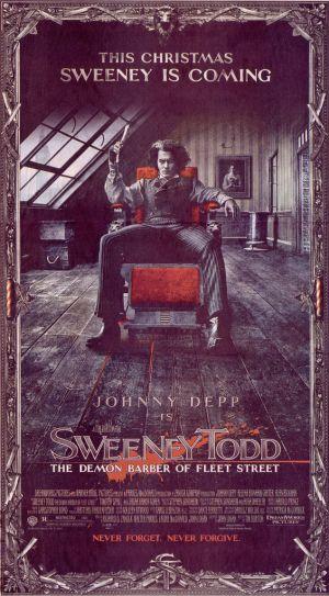 Sweeney Todd: The Demon Barber of Fleet Street 565x1023