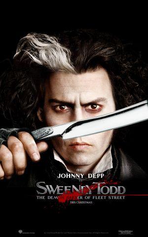 Sweeney Todd: The Demon Barber of Fleet Street 800x1280