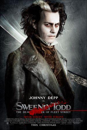 Sweeney Todd: The Demon Barber of Fleet Street 1578x2340