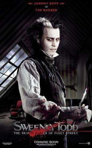 Sweeney Todd: The Demon Barber of Fleet Street 640x1024