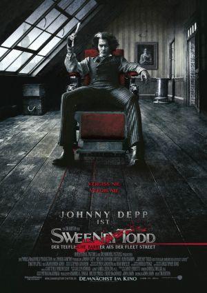 Sweeney Todd: The Demon Barber of Fleet Street 989x1400