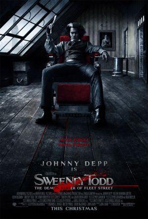 Sweeney Todd: The Demon Barber of Fleet Street 973x1440