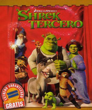Shrek the Third 2382x2838