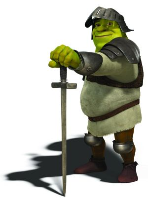 Shrek the Third 1232x1680