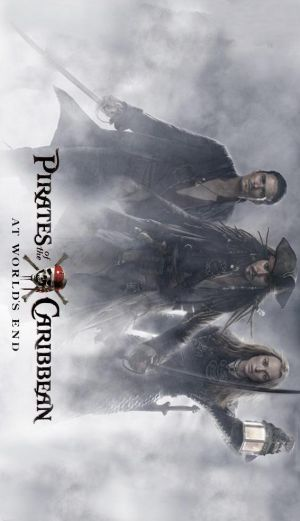 Pirates of the Caribbean: At World's End 567x985