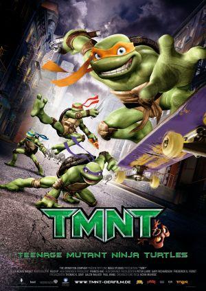 Teenage Mutant Ninja Turtles 2480x3508