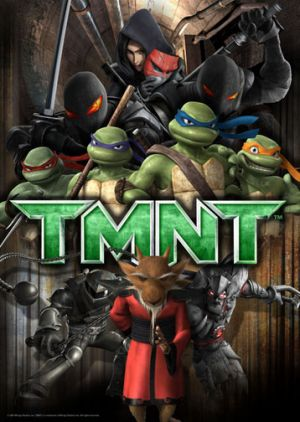 Teenage Mutant Ninja Turtles 358x504