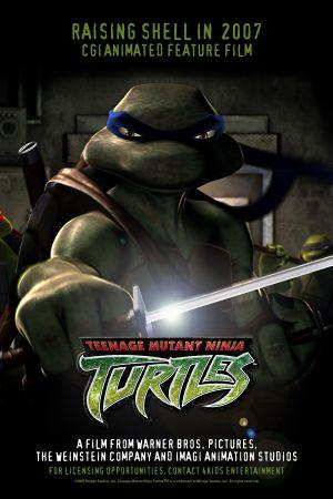 Teenage Mutant Ninja Turtles 2000x3000
