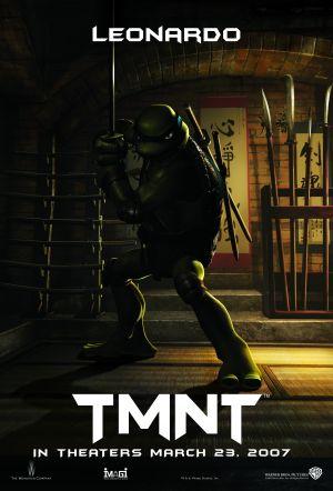 Teenage Mutant Ninja Turtles 3396x5000